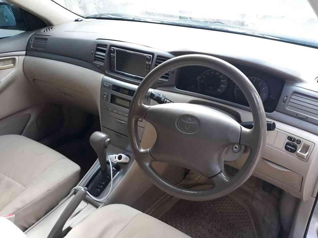 Corolla X 40th anniversary