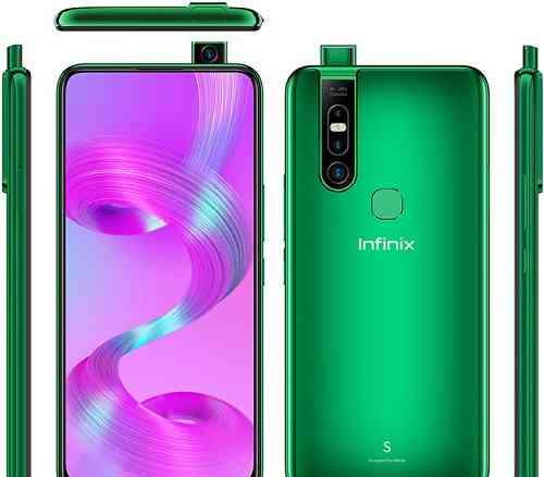 Infinix 5s pro