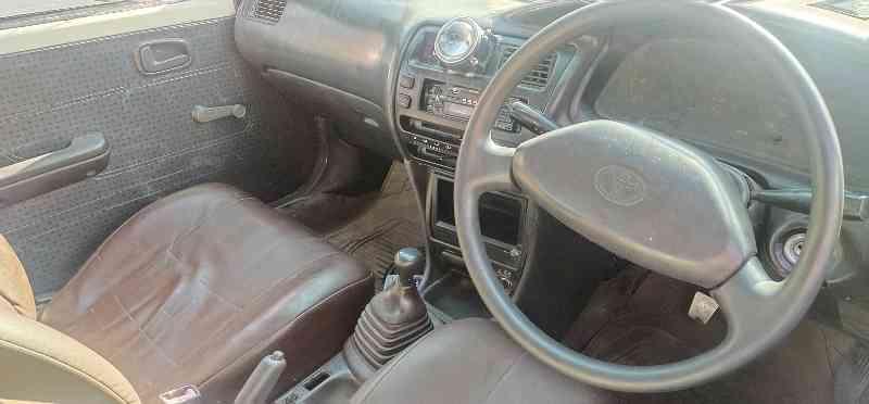 Toyota Wagai Car 96 Model
