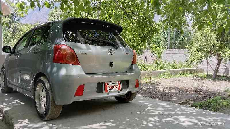 Toyota vitz RS 1500 cc