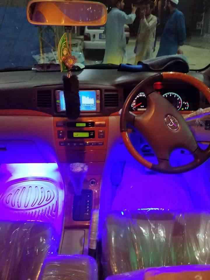 Toyota g corolla