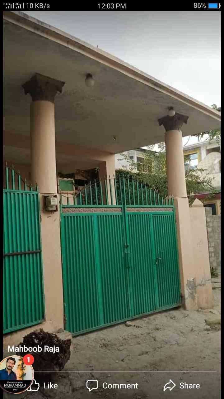 10 marla HOUSE for Sale jutial