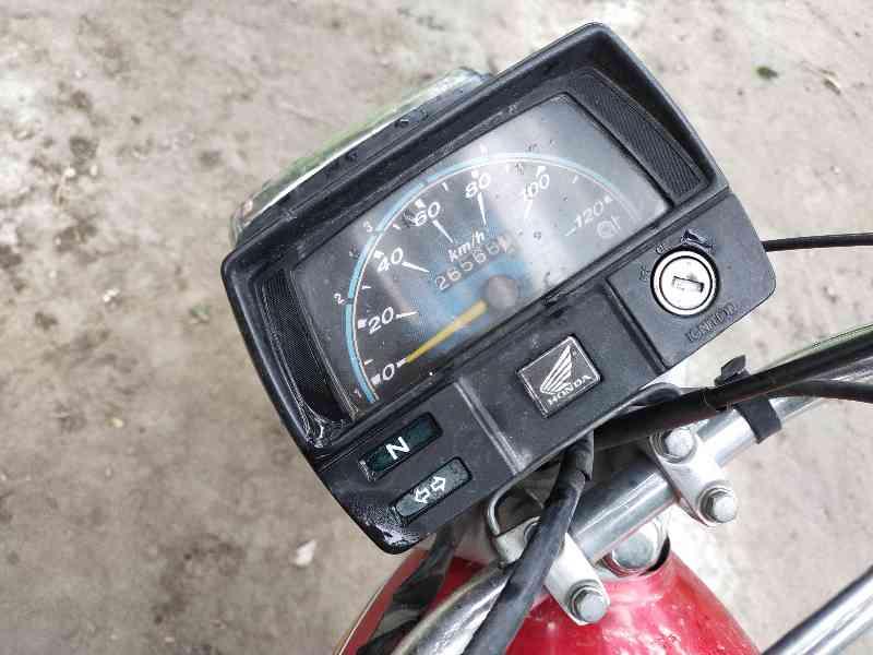 Honda cd 70