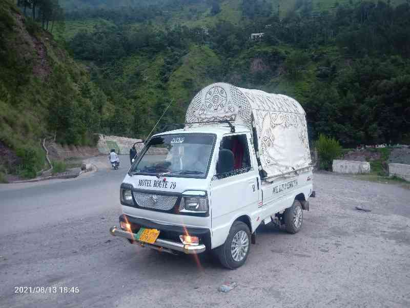 Suzuki pickup 2007