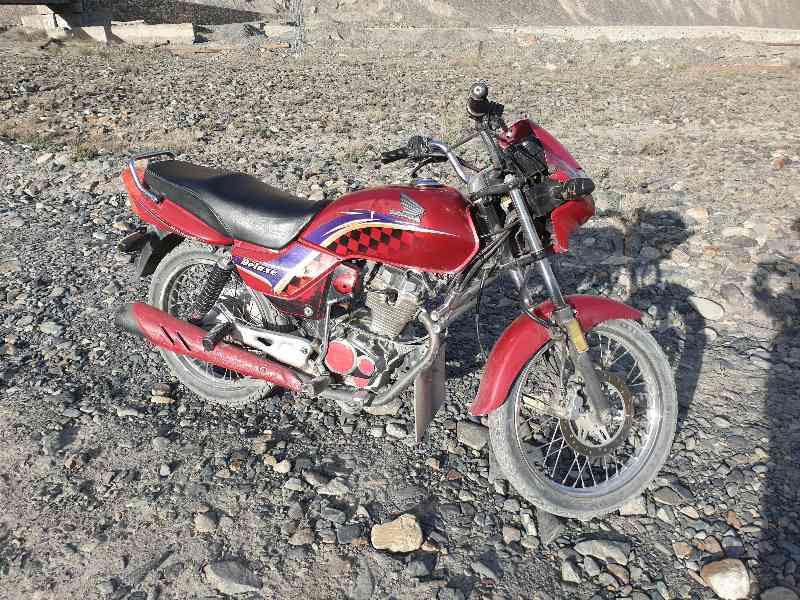 Honda Deluxe 125, 2012