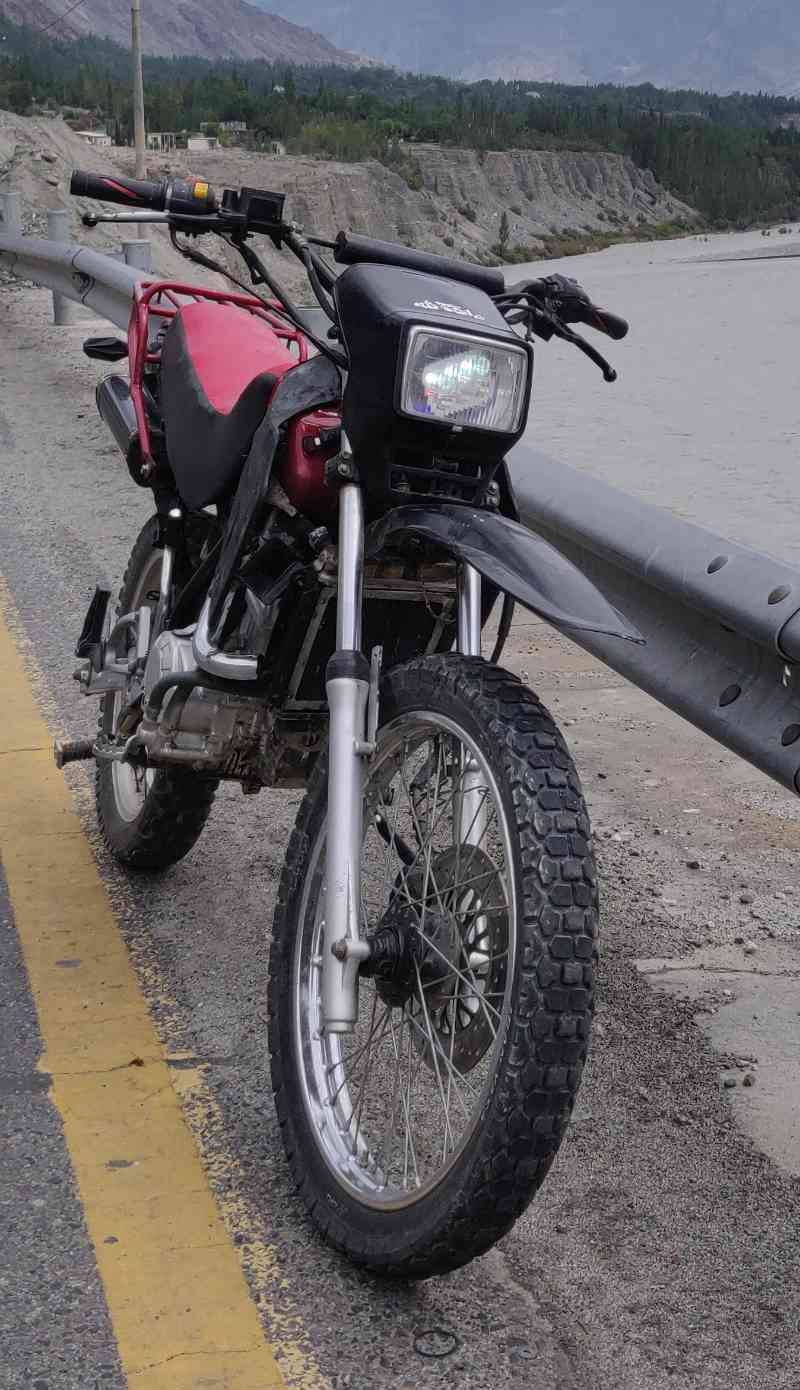 250cc Trail bike