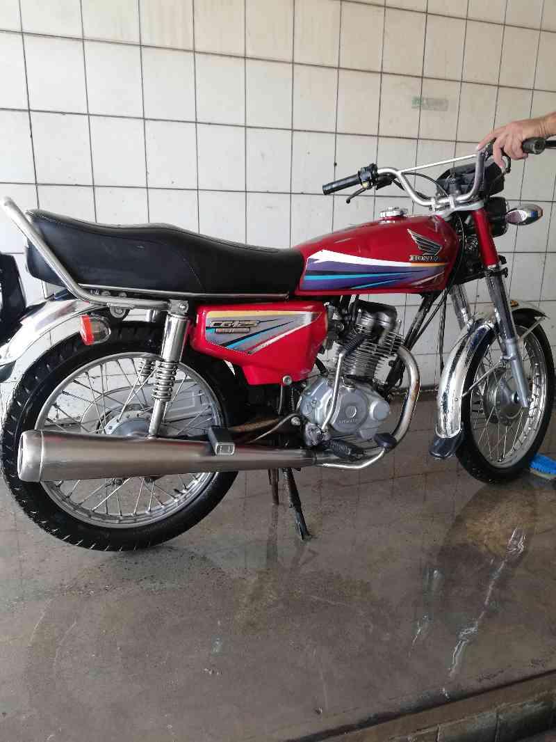 Honda 125