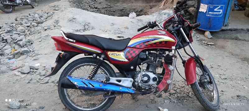 Honda 125 deluxe 2015 Model