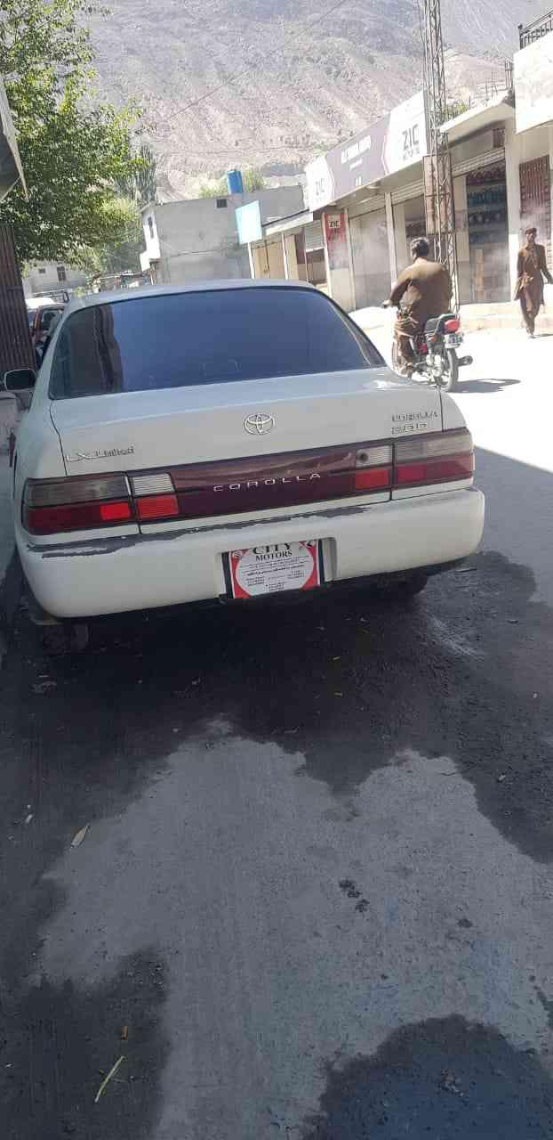 Toyota Corolla 2d